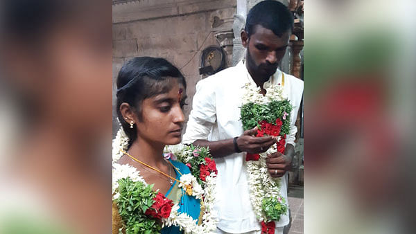 Jothi and Solairajan were hacked to death allegedly over their inter-caste marriage