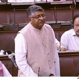 Triple Talaq bill tabled in Rajya Sabha by Ravi Shankar Prasad