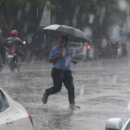 Mumbai to receive light rain for next four days; while intensity of rainfall to go up in Maharashtra