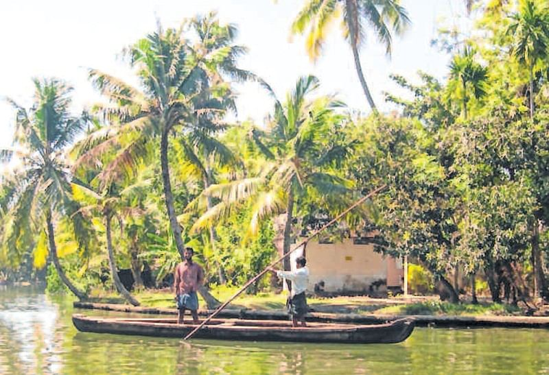 Kerala Tourism shines through after the floods