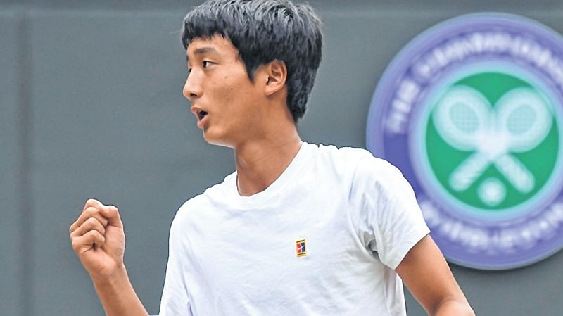 Wimbledon: Shintaro Mochizuki sets new bench mark