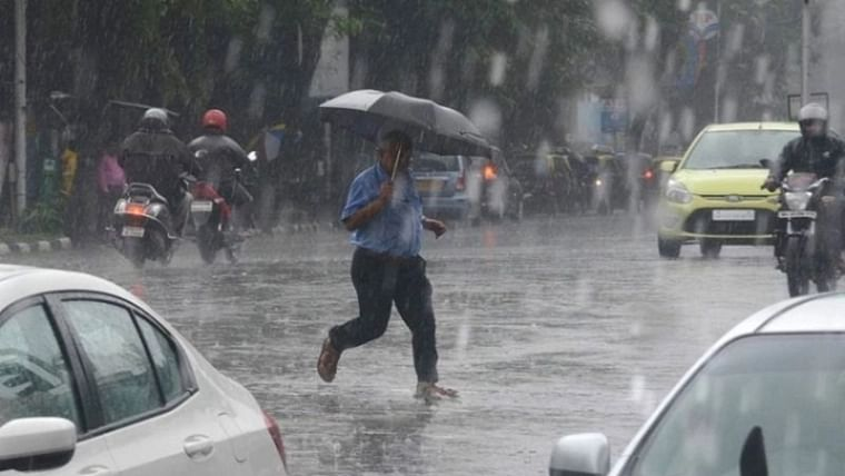 Mumbai, Thane and Navi Mumbai Weather Update for August 21, 2020: IMD predicts heavy rainfall till Aug 24