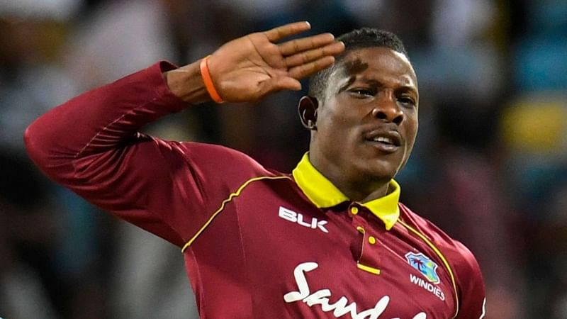 Sheldon Cottrell salutes M.S. Dhoni's dedication and love for Indian Army