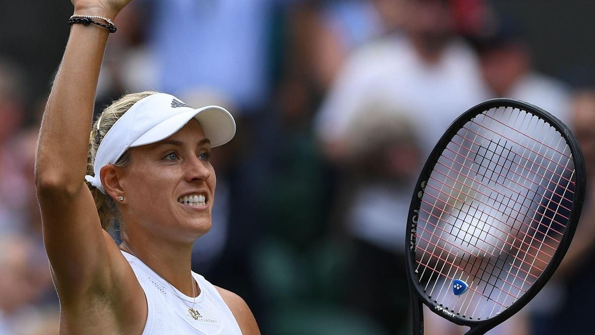 Kerber, Ashleigh Barty kick off Wimbledon 2019 campaign with wins