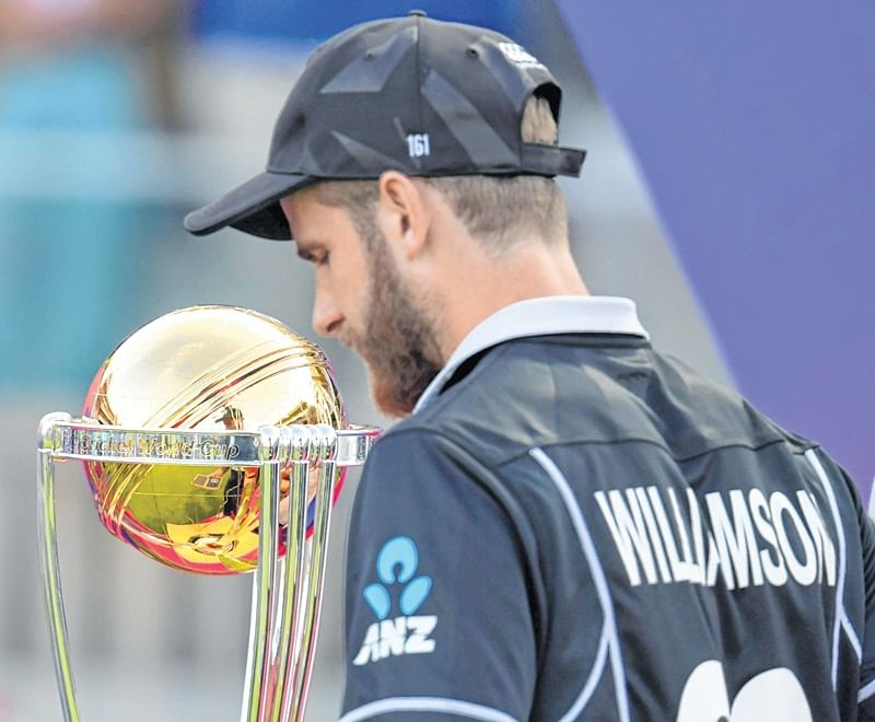 Kane Williamson: 'Never thought of it'