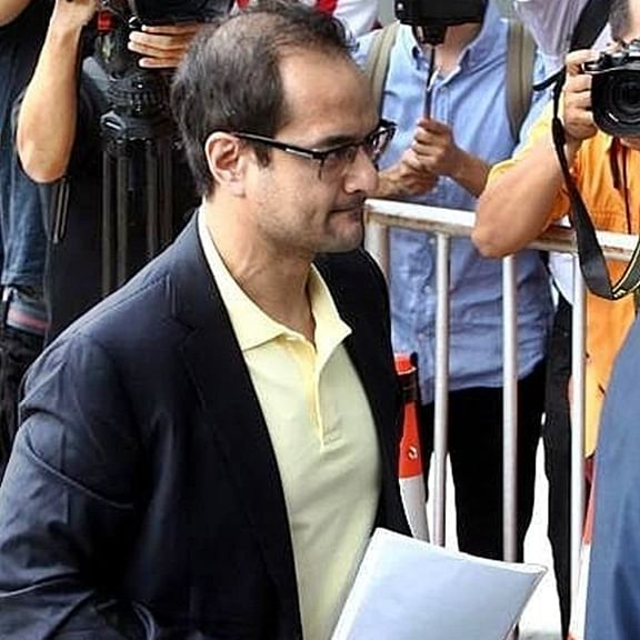 'Wolf of the Wall Street' producer Riza Aziz arrested in Malaysia