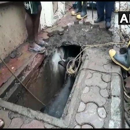 Mumbai: BMC's claim of desilting 107 percent of drains is false, says BJP