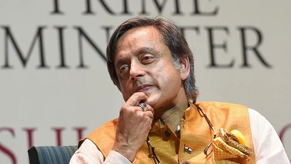 Shashi Tharoor repeats: 'Don't criticise Narendra Modi for everything'
