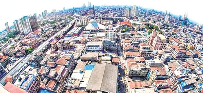 Bhendi Bazar cluster redevelopment; Only 20% of work completed so far, says MHADA