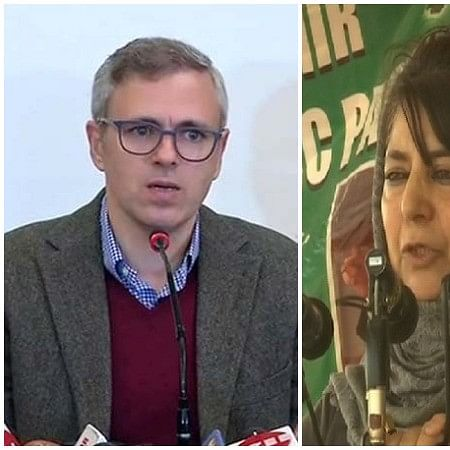 You can't help govt, then fail to understand need to pass: Mufti, Omar engage in Twitter spat over triple talaq bill