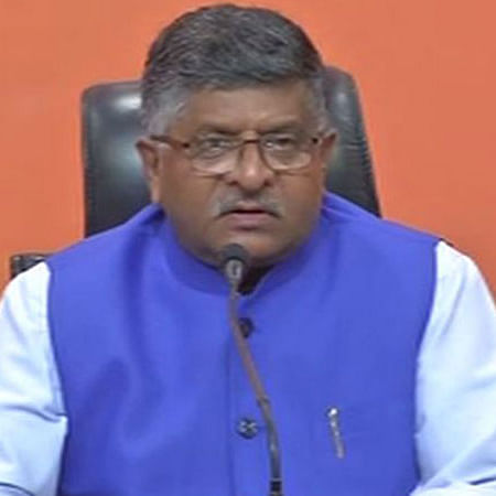 Sharad Pawar understood implications of giving clean chit to Anil Deshmukh, says Union Minister Ravi Shankar Prasad