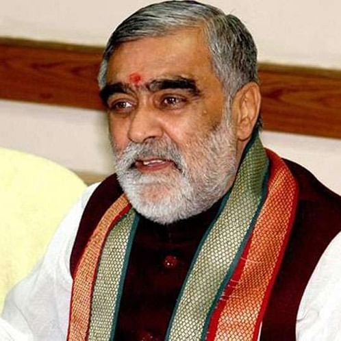 3 Patna cops suspended for failing to check Union minister Ashwini Kumar Choubey's car