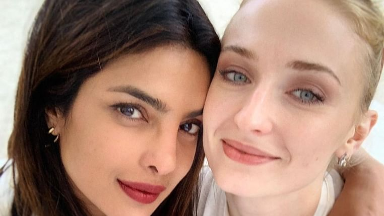 Priyanka congratulates Sophie Turner over Emmy Nomination says, 'We are incredibly proud of you'