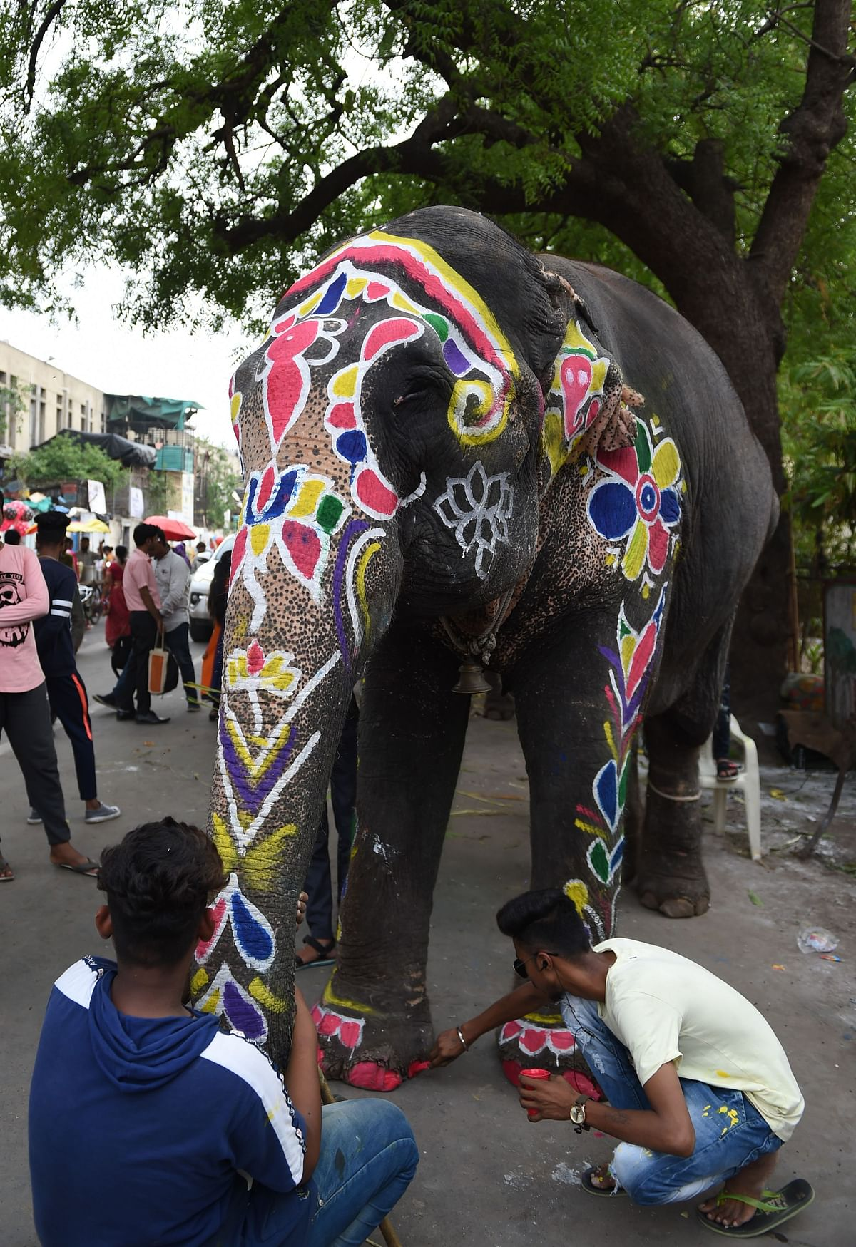 Annual Lord Jagannath rath yatra commences in Ahmedabad