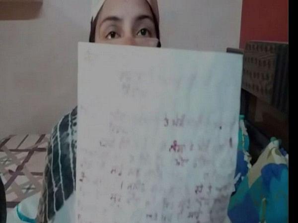 Punjab girls write letter with blood to President Ram Nath Kovind, seek help in 'false cases' filed against them