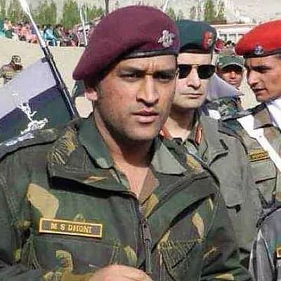 MS Dhoni joins Indian Army battalion in Bengaluru, begins training with Parachute Regiment