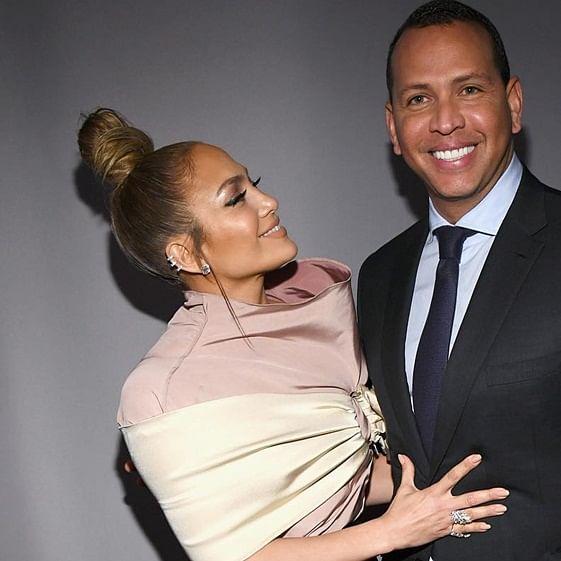 Alex Rodriguez gifts Jennifer Lopez  Porshe worth Rs 1.4 cr on her 50th Birthday