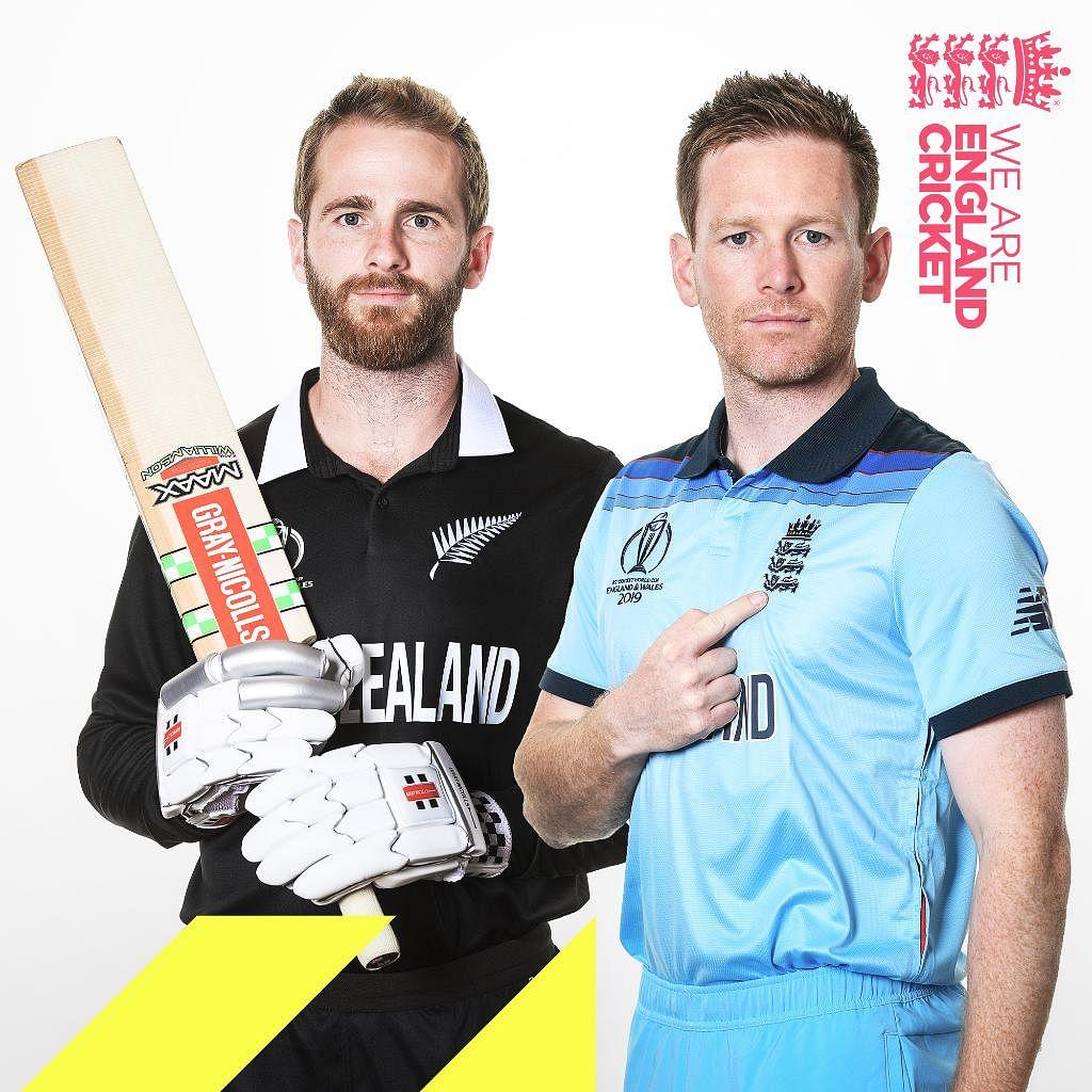Cricket Score - New Zealand vs England, World Cup 2019 Final