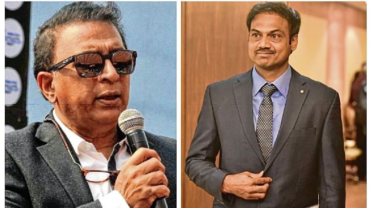MSK Prasad reacts to 'lame duck' jibe by legendary Sunil Gavaskar