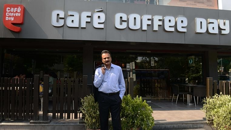 Here's how India's first Cafe Coffee Day started in 1996 at Bengaluru