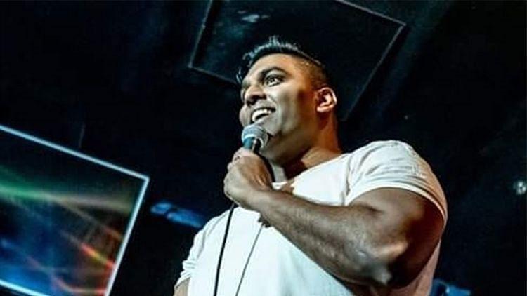 Indian comedian Manjunath Naidu dies on stage in Dubai