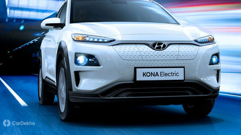 Hyundai Kona Electric Vehicle