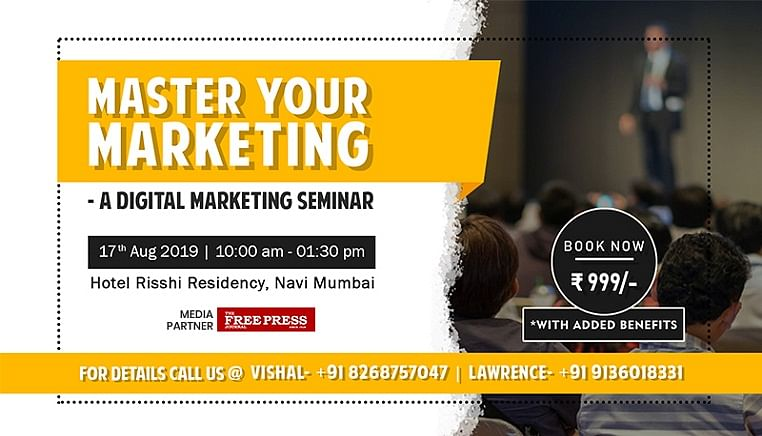 Master Your Marketing- A Digital Marketing Seminar