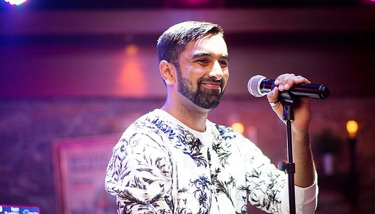 Shahid Shabaz the melodious journey of an Indian singing sensation who won 'Voice of UAE'