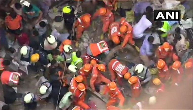 13 killed in Dongri building collapse, confirms NDRF