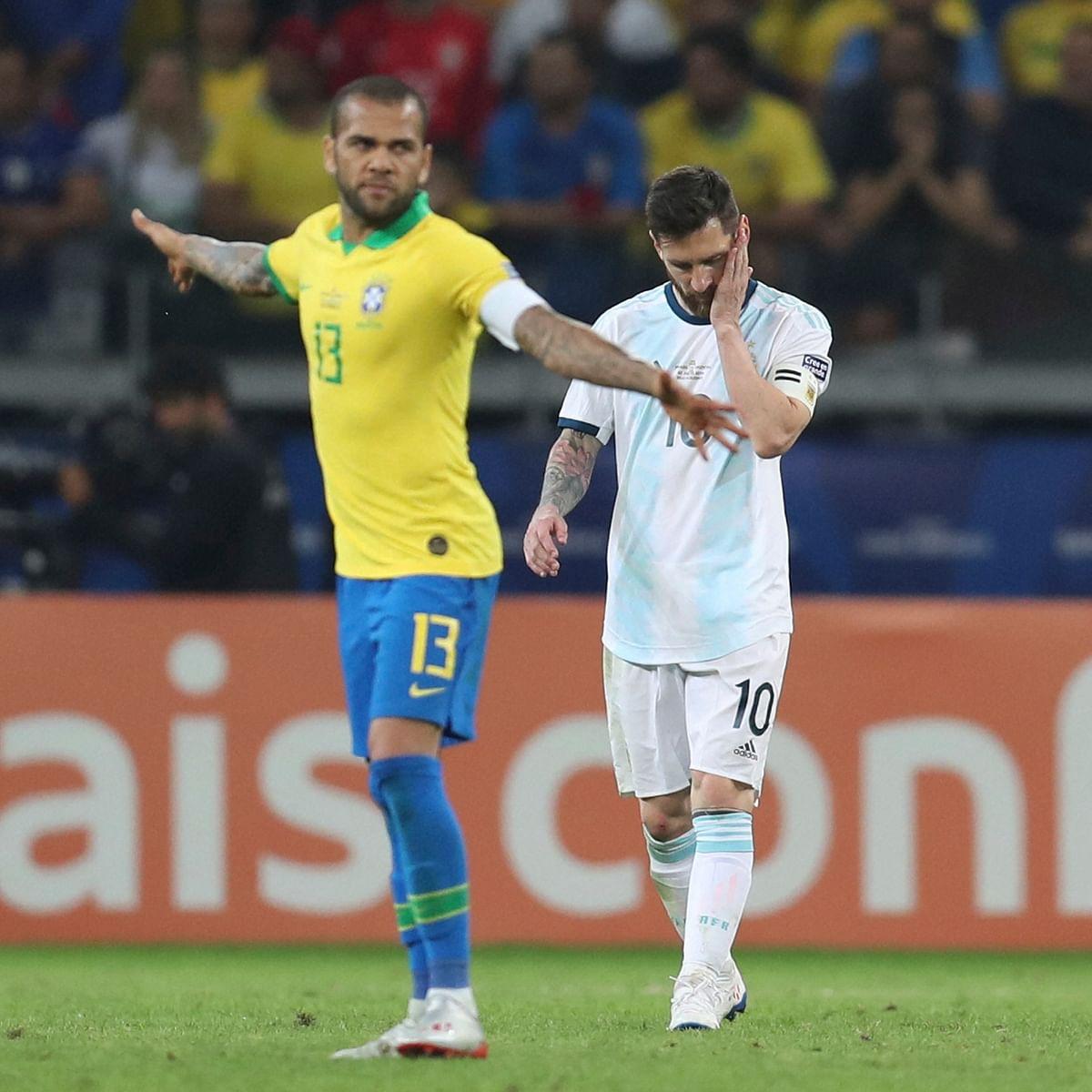 Copa America: Brazil beat Argentina 2-0 to reach in final