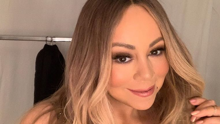 Mariah Carey mocks the 'FaceApp' says will not acknowledge something like that