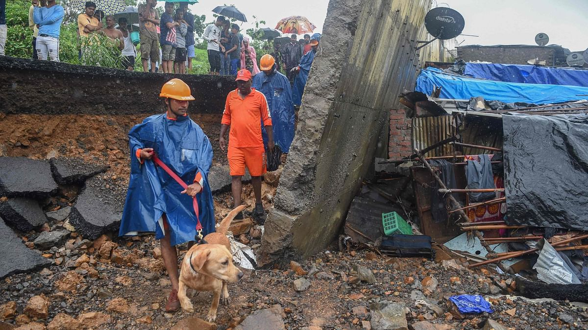 Mumbai Rains: Death toll in Malad wall collapse rises to 22