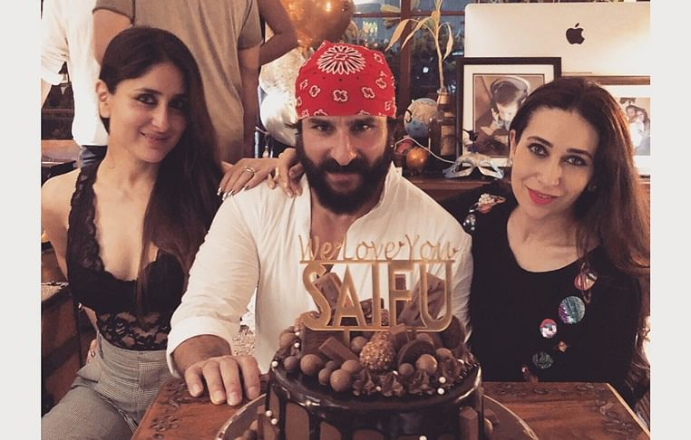 Karisma Kapoor reveals the gift she cherishes most from brother-in-law Saif Ali Khan