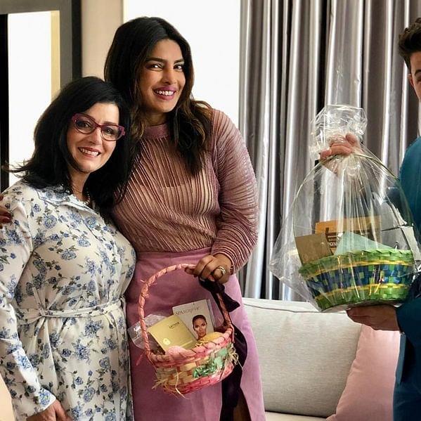 Priyanka Chopra shares birthday wishes for 'mother-in-love' Denise Jonas
