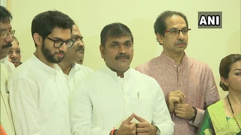 Mumbai NCP chief Sachin Ahir joins Shiv Sena