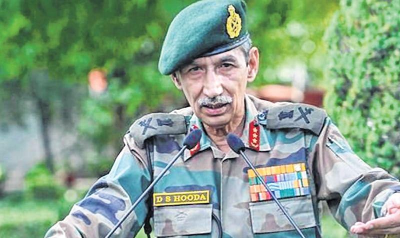 Kargil Vijay Diwas: A 'bloody war' won with valour'; Lt General DS Hooda