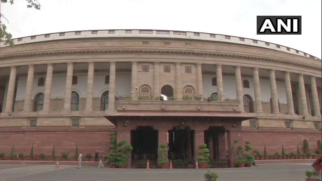 MPs from Trinamool Congress, Shiv Sena give Zero Hour notice in Rajya Sabha