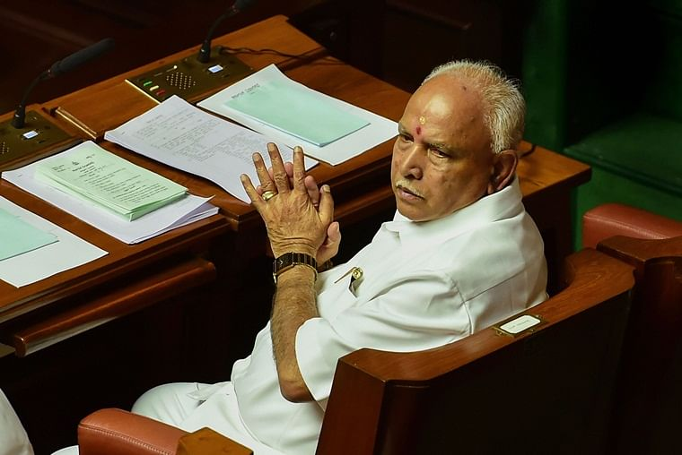 Karnataka crisis: Kumaraswamy will make his farewell speech today, says Yeddyurappa
