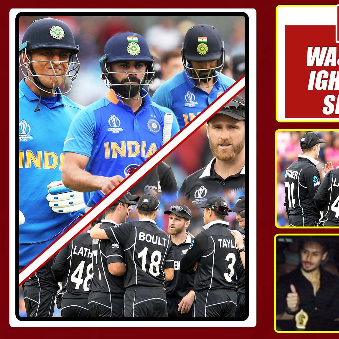 Top Sories Of The Day: Was Dhoni's Run Out The Right Decision?,IND vs NZ | Semi Final Highlights