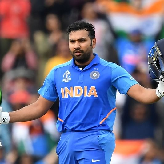 Winning the Cup important, not personal glory: Rohit Sharma