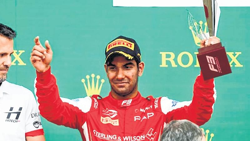 Jehan Daruvala moves up to 2nd in F3 Championship