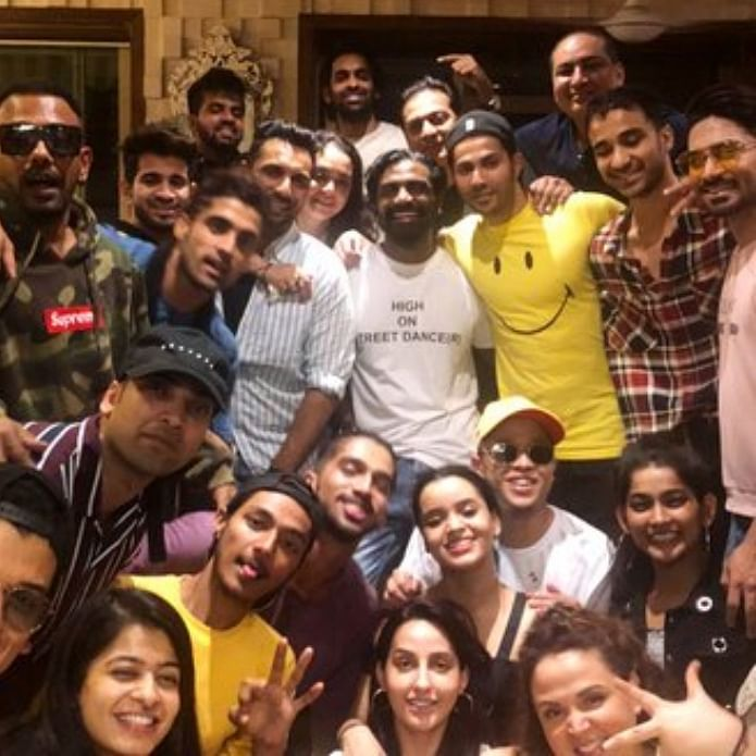 Varun Dhawan wraps up Street Dancer 3D, shares a nostalgic post
