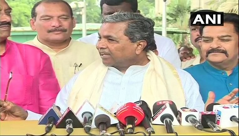 Those who have fallen for 'Operation Kamala' will never be inducted back to Cong: Siddaramaiah