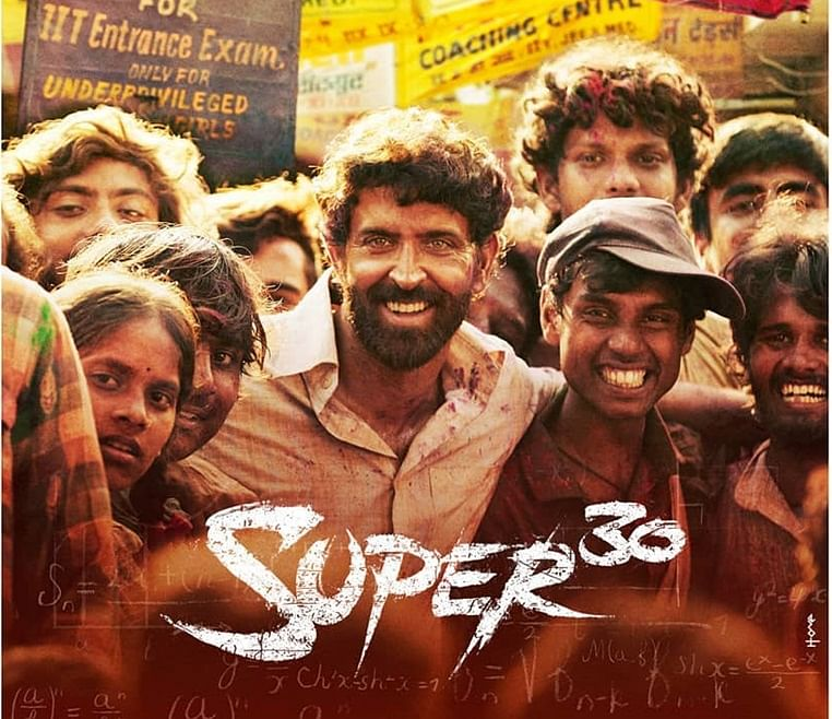 Hrithik Roshan's 'Super 30' gets 'U' certification with some Sanskari cuts