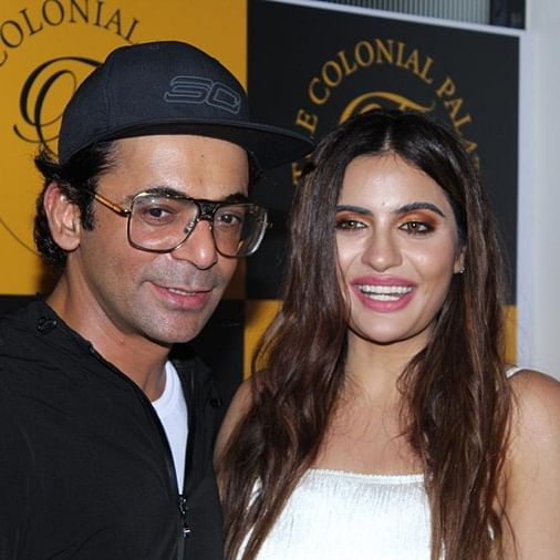 Vaani Kapoor and Sunil Grover visit The Colonial Palate, taste cuisines of the modern India