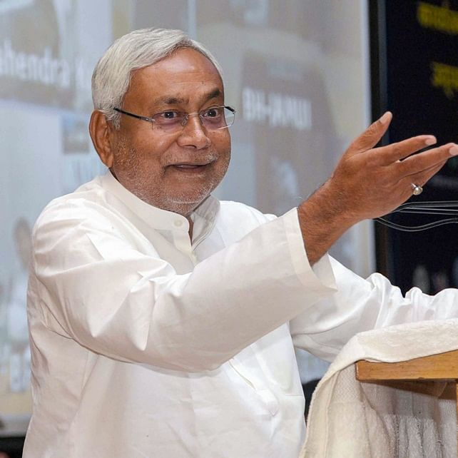 Bihar may be heading for a terrible drought: CM Nitish Kumar