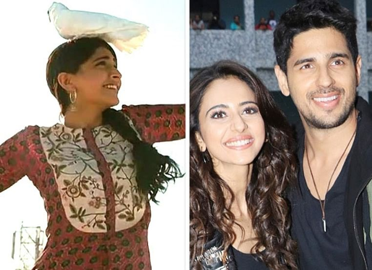 Sonam Kapoor's 'Masakali' to be recreated for Sidharth and Rakul Preet starrer Marjaavaan