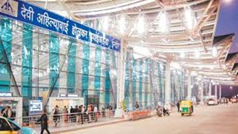 Indore: Customs ready to welcome passengers, catch offenders