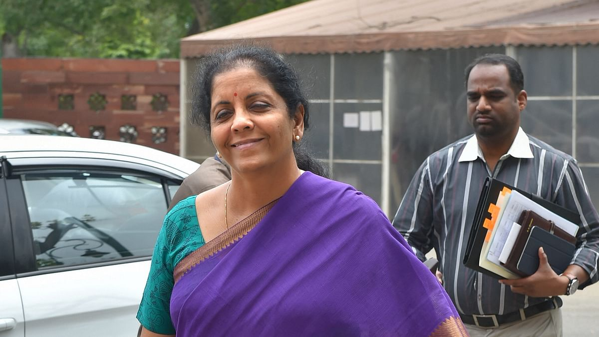 'Swachh Bharat will be expanded to undertake solid waste management in every villages': Nirmala Sitharaman