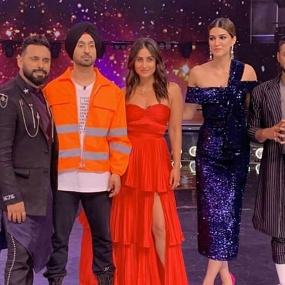 Dance India Dance 7: Here's how Diljit Dosanjh made Kareena Kapoor Khan blush